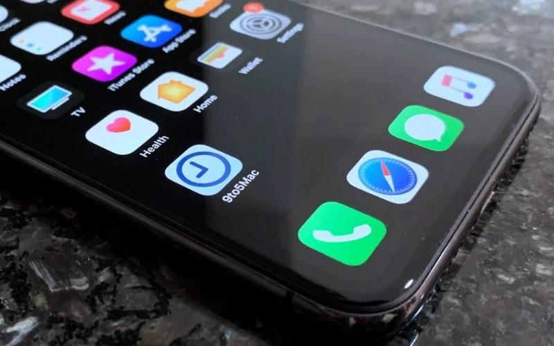 cara merekam layar iphone ios 13