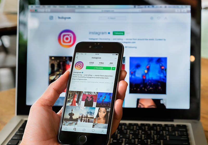 cara melihat dm instagram