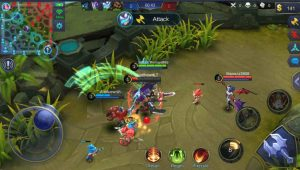 game mirip mobile legends