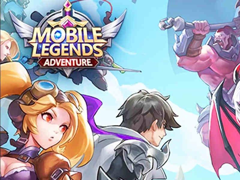 tier hero mobile legends adventure