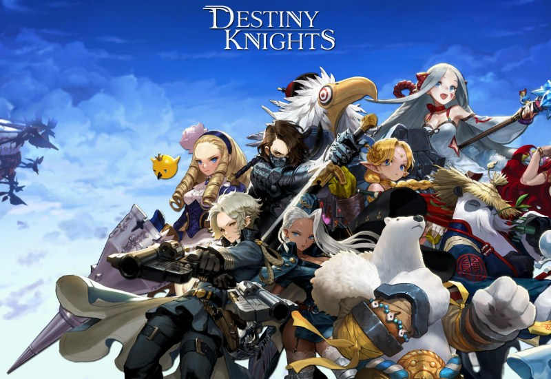 game rpg android destiny knights