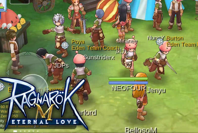 game rpg android ragnarok