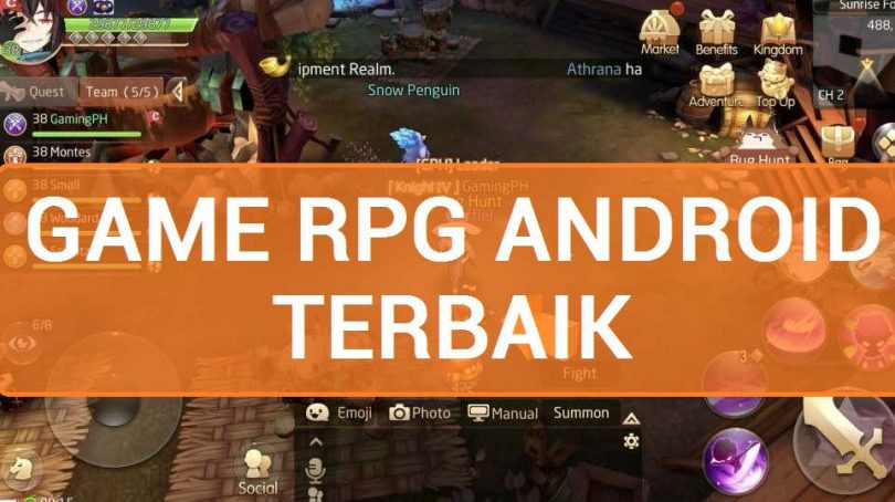 game rpg android terbaik