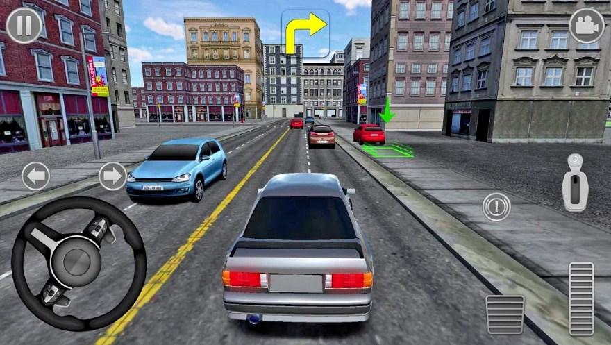 game simulator menyetir mobil