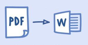 aplikasi convert pdf ke word