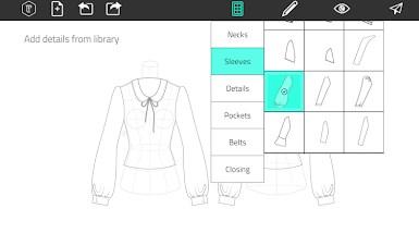 aplikasi desain baju ios