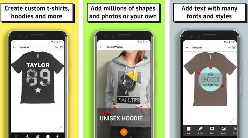 aplikasi desain baju olahraga