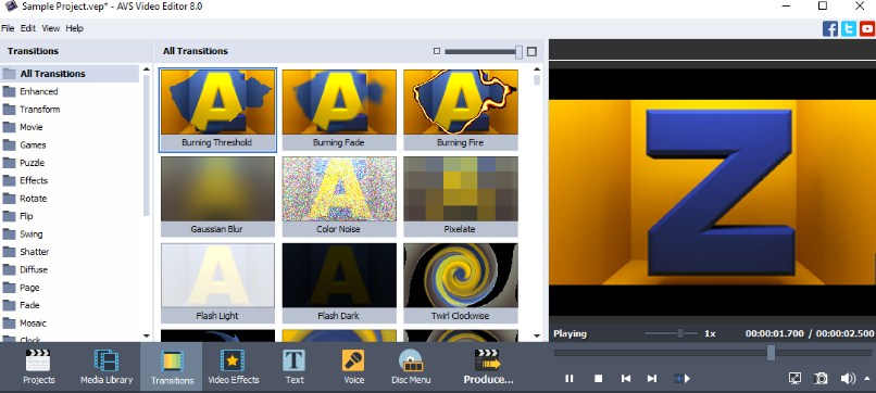 aplikasi editor video