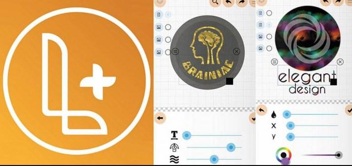 aplikasi pembuat logo gratis