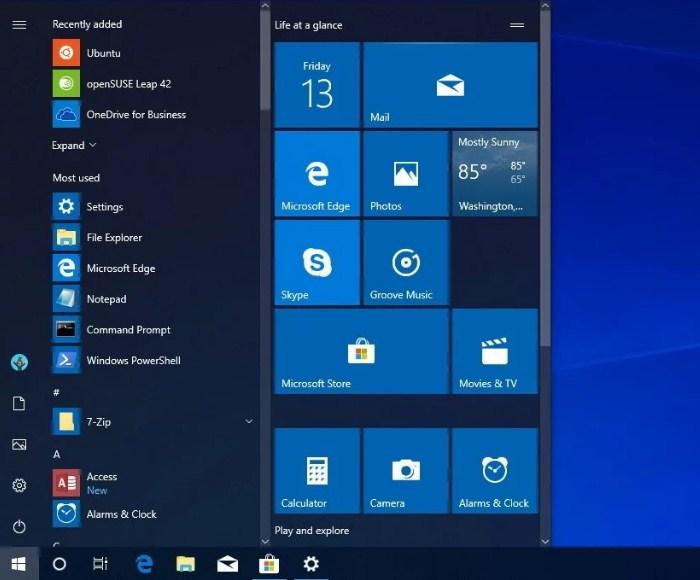 uninstall software laptop