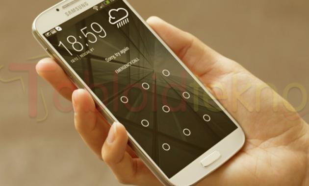 Membuka Kunci Hp Samsung