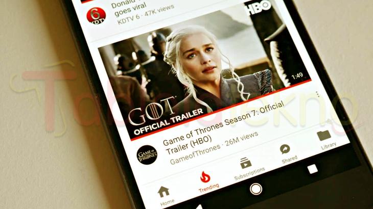 Youtube Tidak Bisa Dibuka di Android