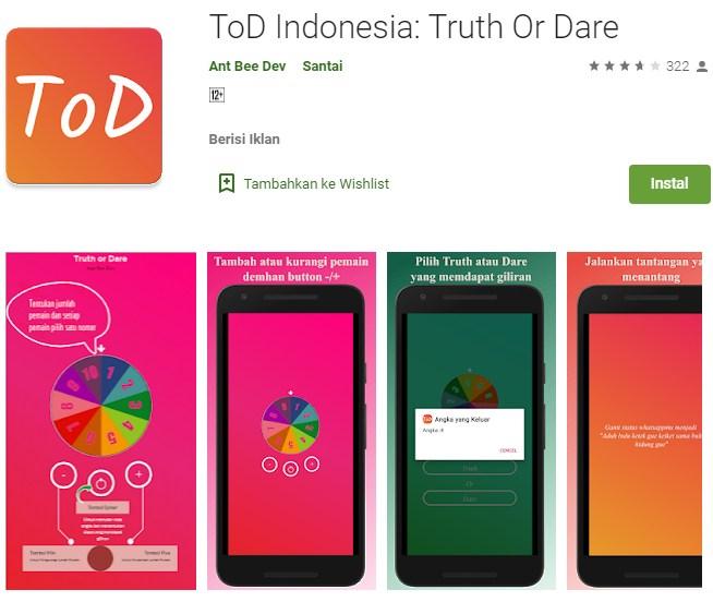 aplikasi truth or dare berbahasa indonesia