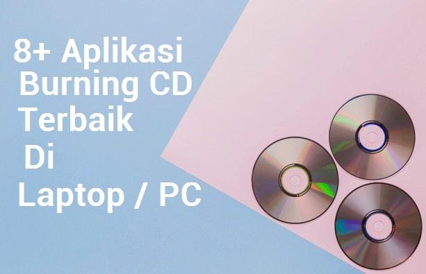 aplikasi burning cd