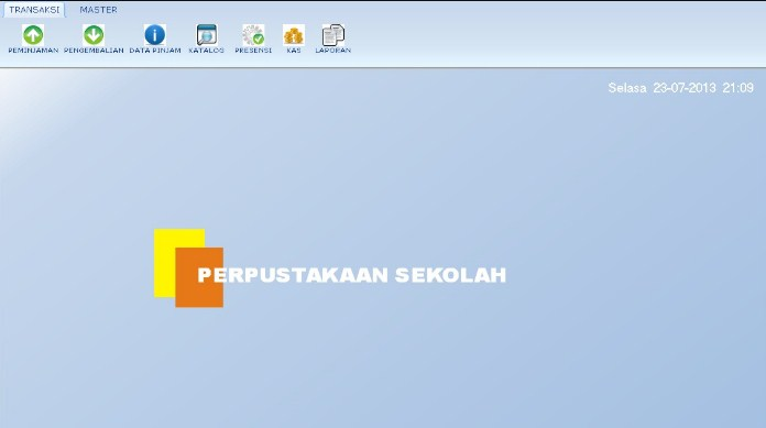 aplikasi perpustakaan gratis full version