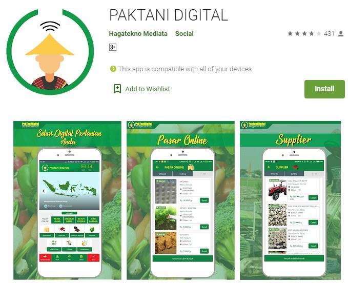 aplikasi pertanian buatan indonesia