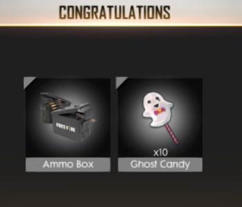 cara mendapatkan token ammo box ff