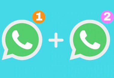cara menggunakan 2 whatsapp dalam 1 hp
