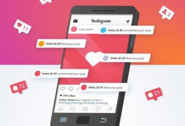 cara mengubah font bio instagram