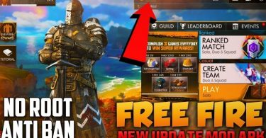download free fire mod apk