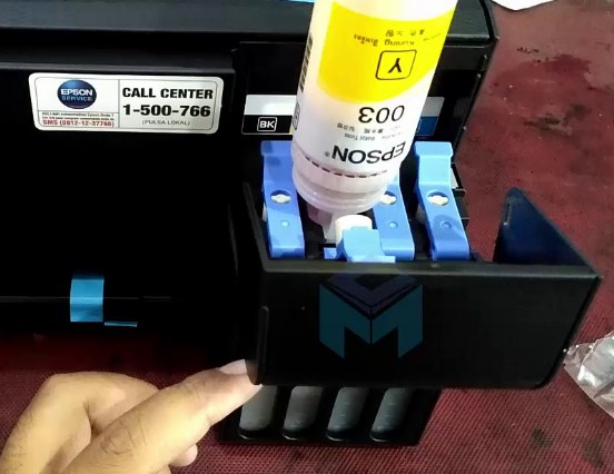 printer epson tidak bisa ngeprint