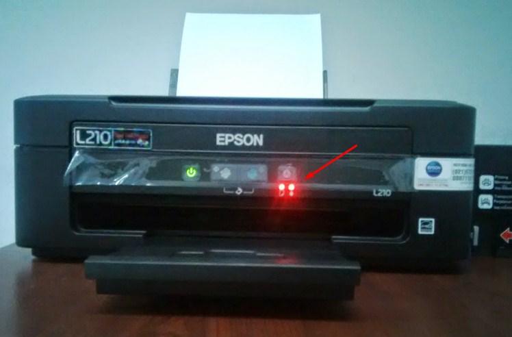 printer epson tidak bisa print