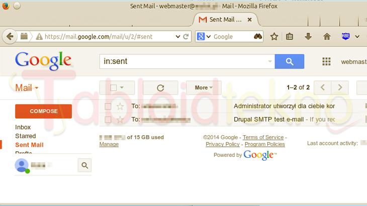 Cara Mengetahui Email Sudah Dibaca