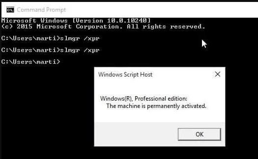 cara cek windows 10 asli