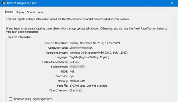 cara melihat versi windows 10 32 bit atau 64 bit