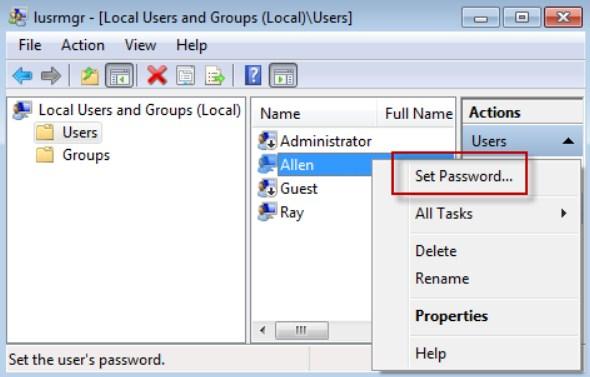 cara membuka password laptop windows 7 yang terkunci