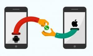 cara memindahkan whatsapp dari iphone ke android