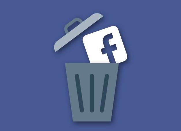 cara menghapus album foto facebook