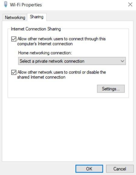 mobile hotspot windows 10 tidak bisa connect