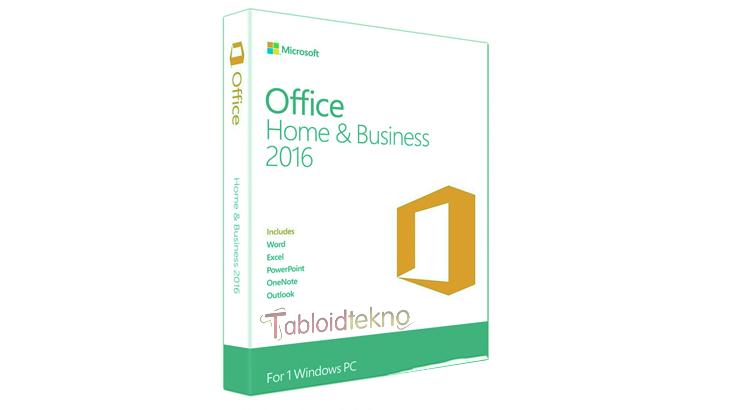Cara Mengaktifkan Microsoft Office 2016