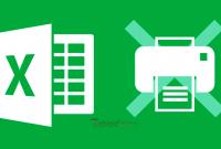 Cara Mengatasi Tidak Bisa Print Excel