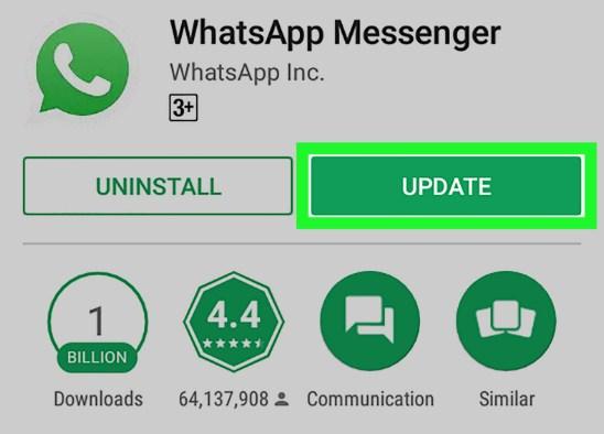 whatsapp gak bisa video call